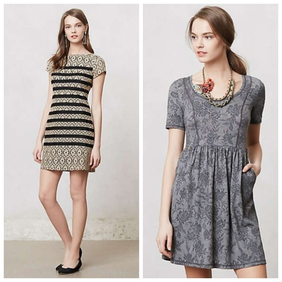 Wishlist: Anthropologie Dresses