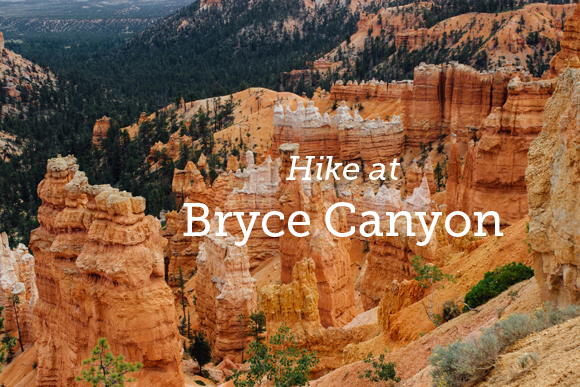 Hike at Bryce Canyon